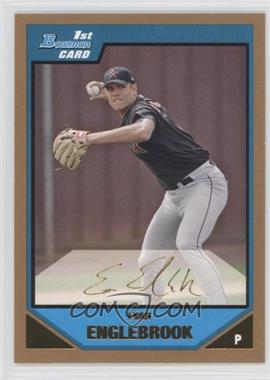2007 Bowman Prospects Gold #BP104 - [Missing]
