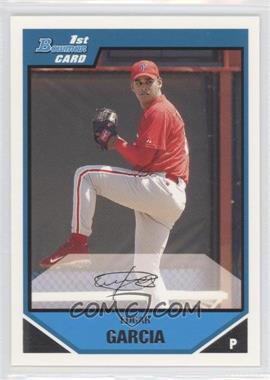 2007 Bowman Prospects #BP48 - Edgar Garcia
