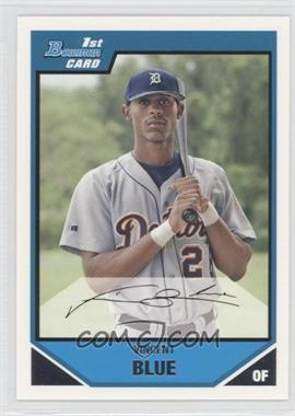 2007 Bowman Prospects #BP96 - Vincent Blue