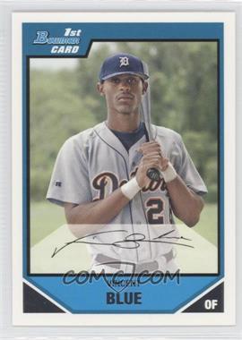 2007 Bowman Prospects #BP96 - Vincent Blue