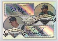 Carl Crawford, Evan Longoria /199