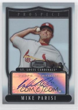 2007 Bowman Sterling - Prospects #BSP-MP - Mike Parisi