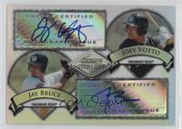 Jay Bruce, Joey Votto /199