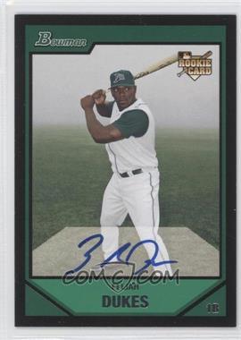 2007 Bowman #235 - Elijah Dukes