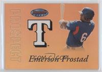 Emerson Frostad /50