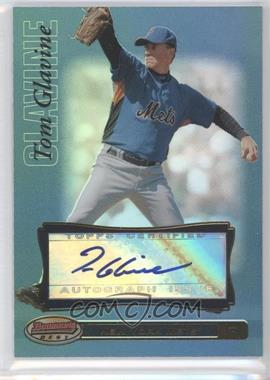2007 Bowman's Best Blue #25 - Tom Glavine /99