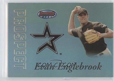 2007 Bowman's Best Prospects Blue #BBP30 - Evan Englebrook /99