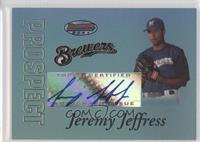 Jeremy Jeffress /99