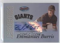Emmanuel Burriss /99