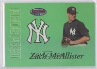 Zach McAllister /249
