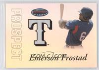 Emerson Frostad /499