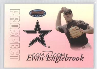 2007 Bowman's Best Prospects #BBP30 - Evan Englebrook /499