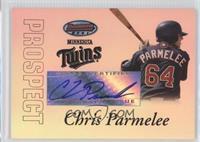 Autograph - Chris Parmelee
