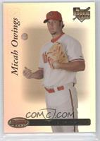 Micah Owings /799