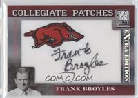 Frank Broyles /250