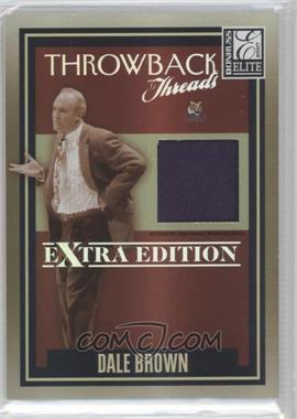 2007 Donruss Elite Extra Edition [???] #TT-DB  - Dallas Braden /500