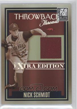 2007 Donruss Elite Extra Edition [???] #TT-NS  - Nick Schmidt /500