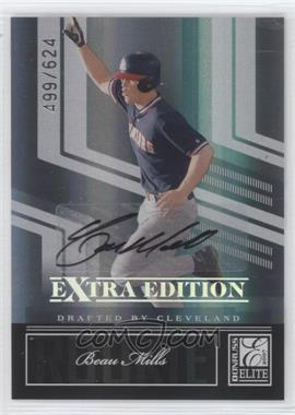 2007 Donruss Elite Extra Edition #142 - Beau Mills /624