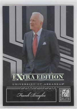 2007 Donruss Elite Extra Edition #70 - Frank Broyles