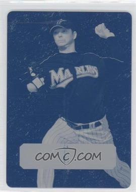 2007 Fleer Rookie Sensations Printing Plate Cyan #RS-SO - Scott Olsen /1