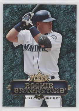 2007 Fleer Rookie Sensations #RS-KJ - Kenji Johjima