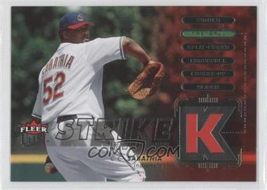 2007 Fleer Ultra Strike Zone #SZ-CC - CC Sabathia