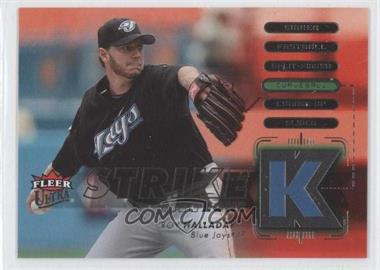 2007 Fleer Ultra Strike Zone #SZ-RH - Roy Halladay