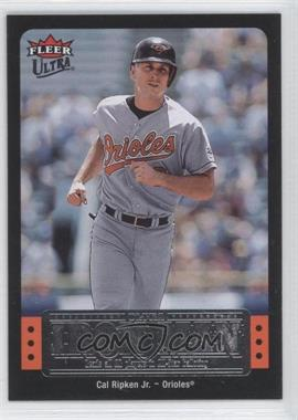 2007 Fleer Ultra Ultra Iron Man #UIM-15 - Cal Ripken Jr.
