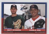 Charlie Zink, Matt Peterson
