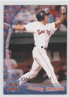 2007 Grandstand Eastern League Top Prospects #JAEL - Jacoby Ellsbury