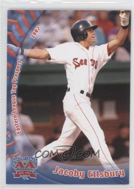 2007 Grandstand Eastern League Top Prospects #N/A - Jacoby Ellsbury