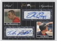 Josh Reddick, Will Middlebrooks /2