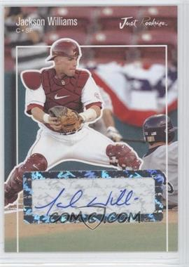 2007 Just Minors Just Rookies Autographs [Autographed] #JR-63 - Jay Witasick
