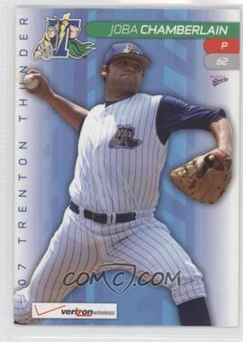 2007 Multi-Ad Sports Trenton Thunder #62 - Joba Chamberlain
