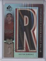 Hector Gimenez /75 [Near Mint]