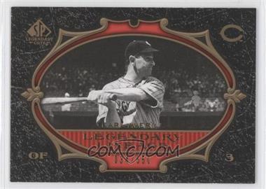2007 SP Legendary Cuts - [Base] #116 - Earl Averill /550