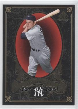 2007 SP Legendary Cuts - [Base] #59 - Yogi Berra