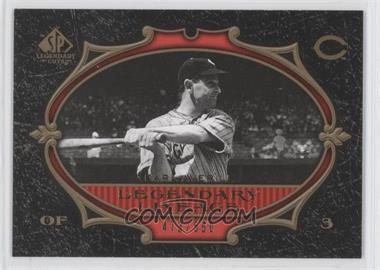 2007 SP Legendary Cuts #116 - Earl Averill /550