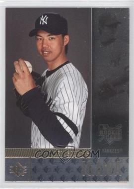 2007 SP Rookie Edition - [Base] #119 - Kei Igawa