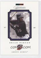 Brian Barton /250