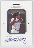 Adrian Cardenas /250