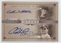 Chris Volstad, Corky Withrow, Colten Willems /25
