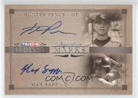 Hunter Pence, Max Sapp /25