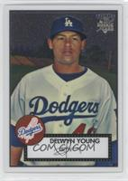 Delwyn Young /1952
