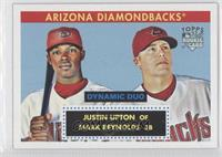 Justin Upton, Mark Reynolds