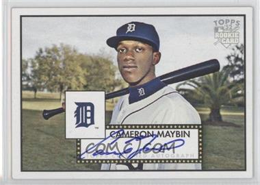 2007 Topps '52 Signatures #52S-CM - Cameron Maybin