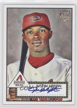 2007 Topps '52 Signatures #52S-JU - Justin Upton