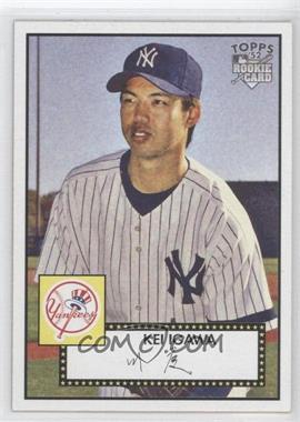 2007 Topps '52 #46 - Kei Igawa