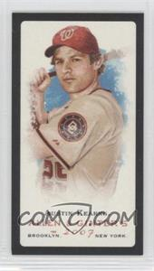 2007 Topps Allen & Ginter's Mini Black Border #3 - Austin Kearns