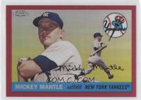 Mickey Mantle /25